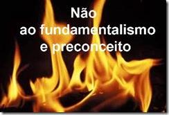 Fundamentalismo e preconceito