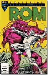P00029 - ROM - Biblioteca Marvel #29