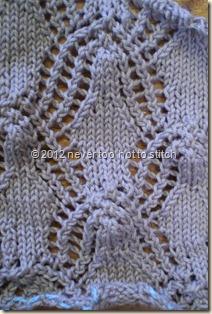 2012 Westall cardigna stitch pattern