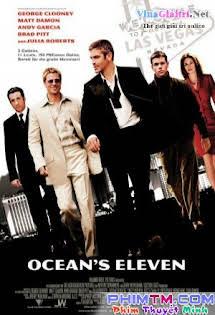 11 Tên Cướp Thế Kỷ - Oceans Eleven