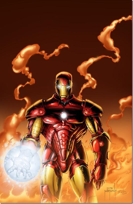 Iron man ,Anthony Edward ,Tony Stark (124)