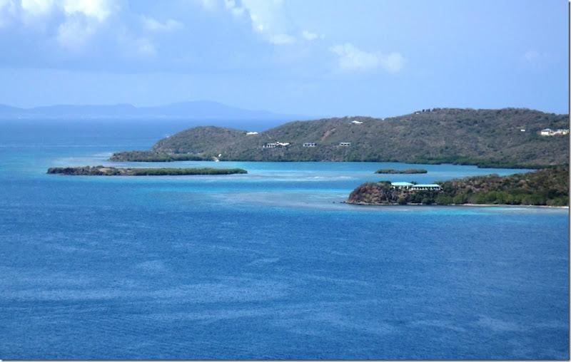 019m blick auf puerto manglar