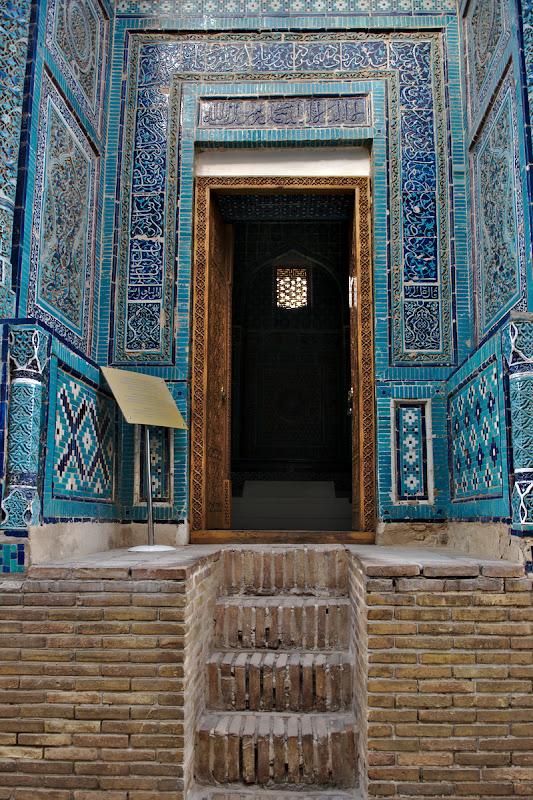 Poarta de intrare catre locul de veci.