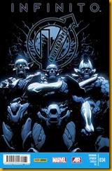 Vengadores 34