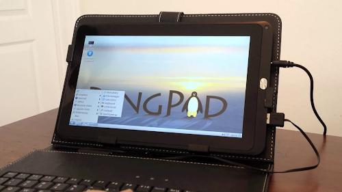 PengPod 1000 con Linux