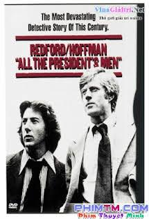 Đoàn Tùy Tùng Của Tổng Thống - All The President's Men