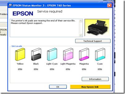 epson stylus nx230 software