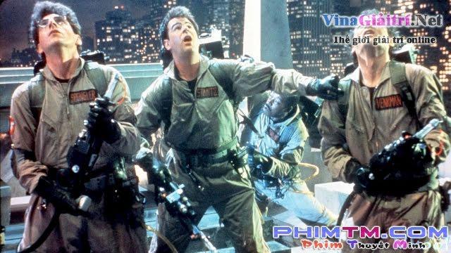 Xem Phim Biệt Đội Săn Ma - Ghostbusters - phimtm.com - Ảnh 1