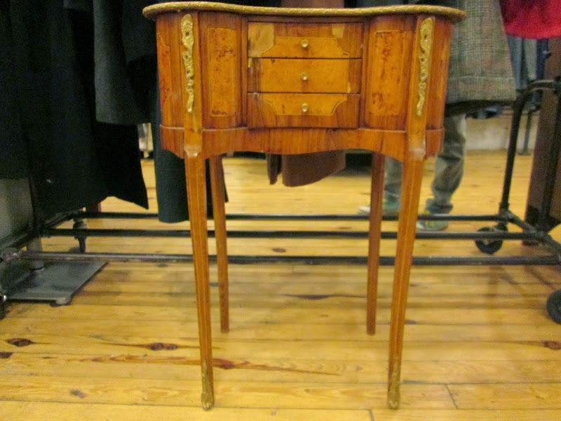 Antique End Table 2