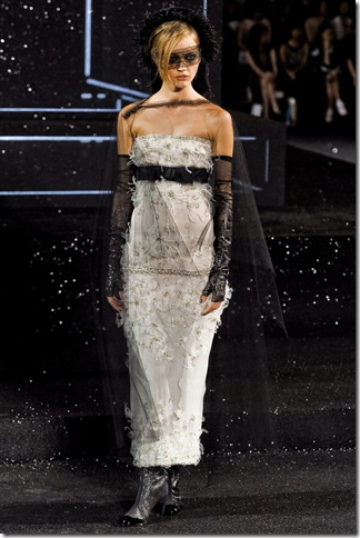 Chanel Fall 2011 Dress (nay) 7