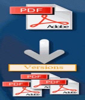 versioning-in-pdf-extract