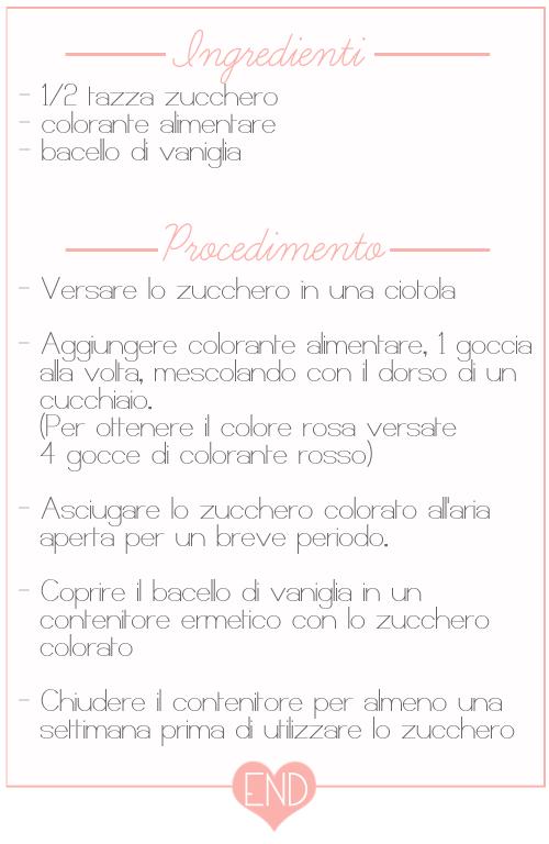 Semplicemente Perfetto Zucchero Vaniglia Ricetta DIY