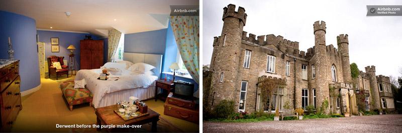 Замок в Великобритании