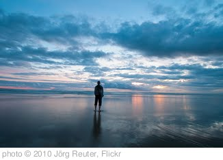 'Self Portrait at Dawn' photo (c) 2010, Jörg Reuter - license: http://creativecommons.org/licenses/by/2.0/