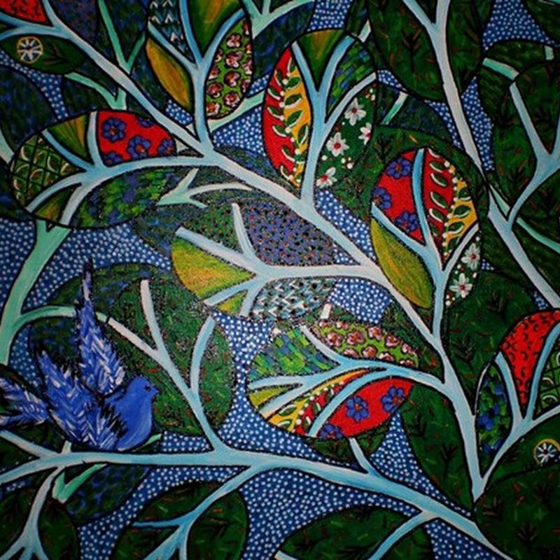 Debra Purcell - Nueve Pointillism - Triumphant works of Color