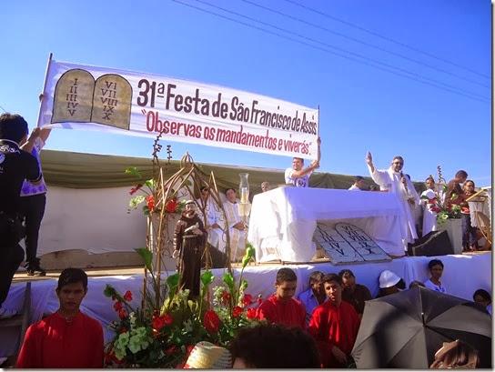 Festa 2013 - São Francisco de Assis - Paróquia do Junco (64)