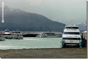 Catamarã Quo Vadis - Punta Bandera