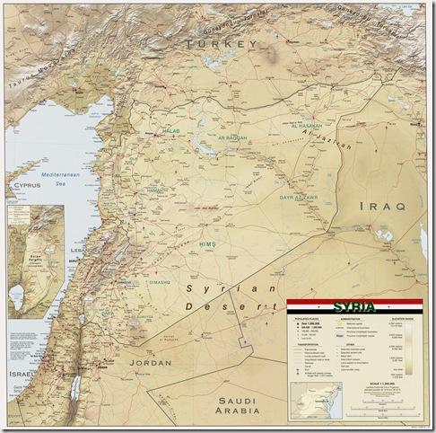 Syria_2004_CIA_map