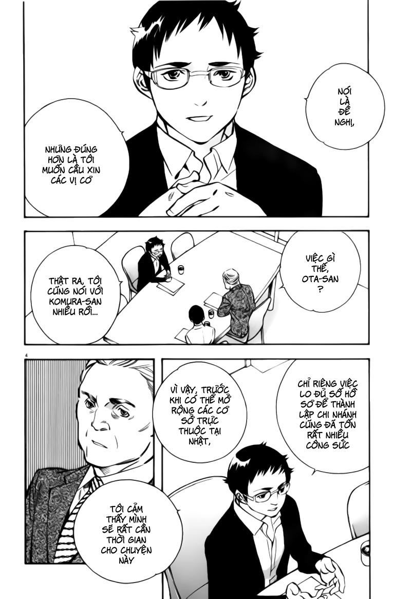 Shin Kurosagi - Con Diệc Đen 2 chap 196 - Trang 4
