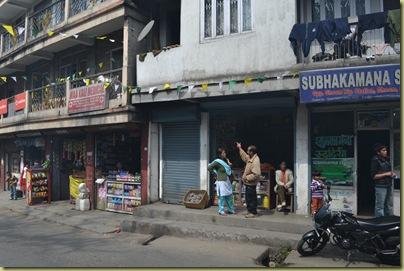 TT Ghum high street