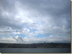 Approaching Haifa w plane (Small)
