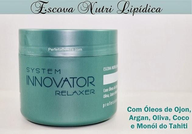 Ecova nutri lipica, itallian hairtech, innovator, escova