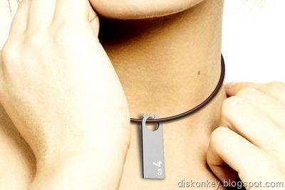 Clasp USB flash drive 1