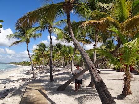 Vacanta Republica Dominicana: Primii pe plaja din Catalina, inaintea puhoiului de turisti