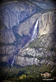 Upper & Lower Yosemite Falls