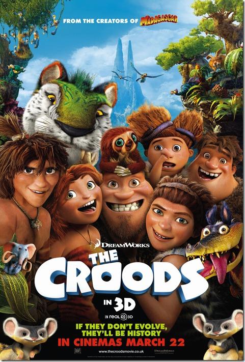 The Croods เดอะครู้ดส์ มนุษย์ถ้ำผจญภัย [พากย์ไทย][ซูม]