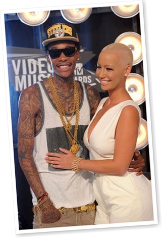 View Wiz Kahalifia and Amber Rose