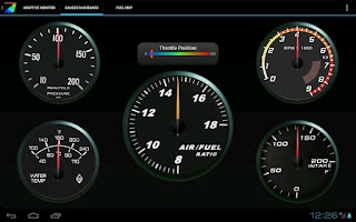 Screenshot of Adaptive Tuner