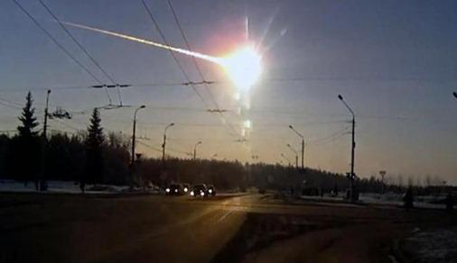 Di Rusia Bukan Meteor Tapi Misil Perang As