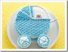 Buggy Cake - Inspiration