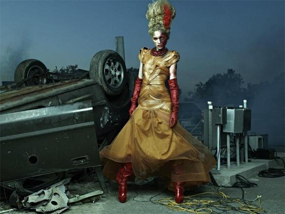Nastasia of America's Next Top Model Season 19 College Edition