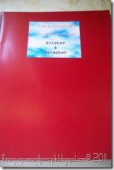 9 month folders