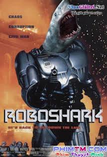 Đại Chiến Cá Máy - Roboshark (2015) Tập 1080p Full HD