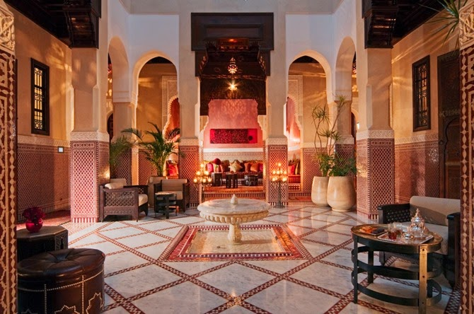 Royal Mansour, Marrakech, Morocco