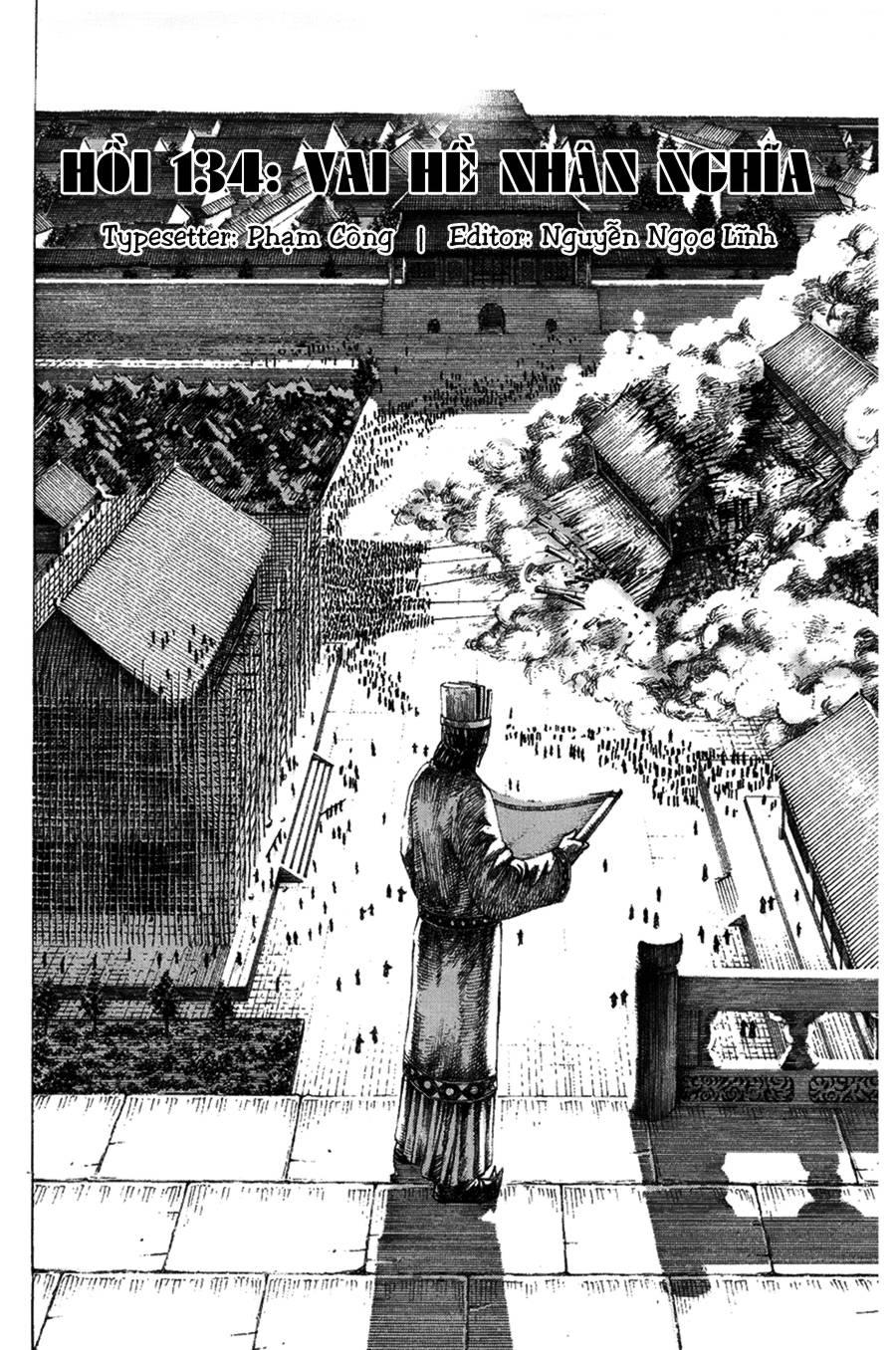 Hỏa Phụng Liêu Nguyên Chap 134 - Truyen.Chap.VN