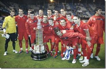 DEPORTIVO - SEVILLA FC
