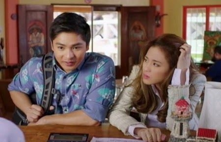 Coco Martin and Toni Gonzaga - You're My Boss full trailer