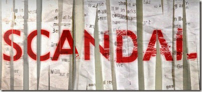 Scandal Title
