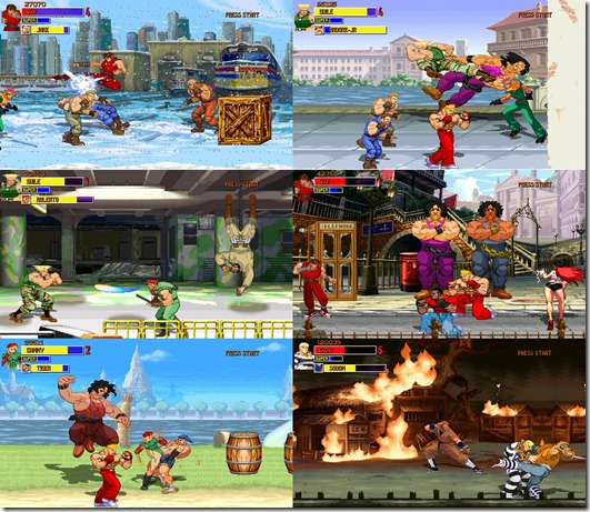 Final Fight Alpha Preview