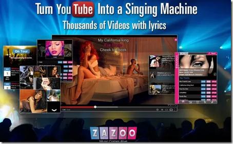 extensie chrome-karaoke-zazoo