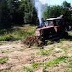 Chata Socjologa - Obozy Budowlane - Fundamenty - sierpień 2003