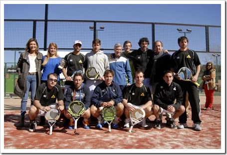 Subcampeones Campeonato por equipos 1ª Categoría Madrid 2014 Vibora Team [800x600]