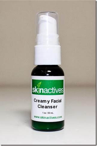 Skin Actives Creamy Facial Cleanser