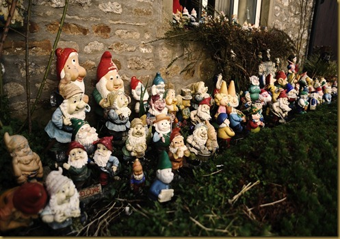 gnomes