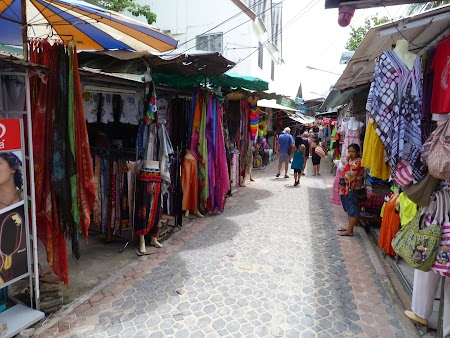 Bazar in Phi Phi Don