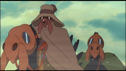 Nausicaa of The Valley of the Wind - 2